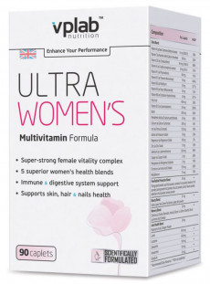 VPLab Ultra Women's Multivitamin Formula (90 кап)